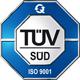 Certificato UNI EN ISO 9001